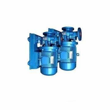 Vickers PV032R1K1T1NMMZ+PVAC2MCMNSJW35 PV 196 pompe à piston